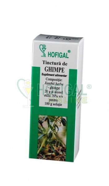 Tinctura De Ghimpe  50 ml